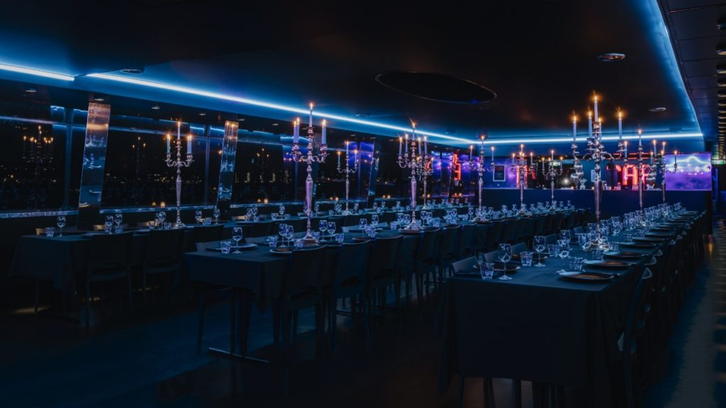 Supperclub Cruise LBN long tables event agency amsterdam Netherlands-compressed