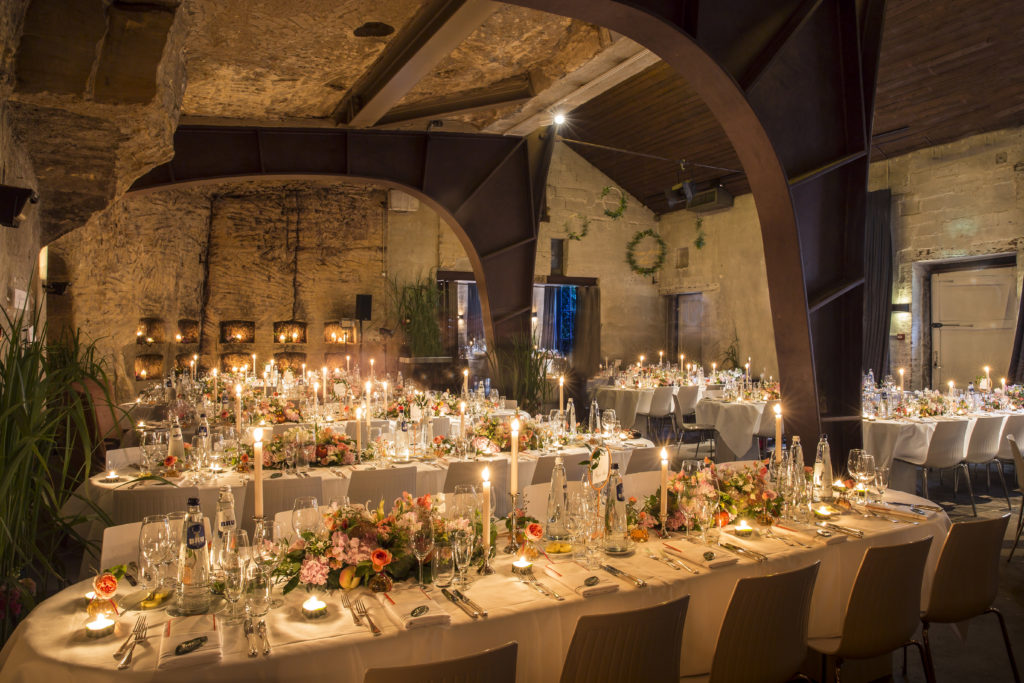 Chateau Neercanne dinner theme ideas event planning