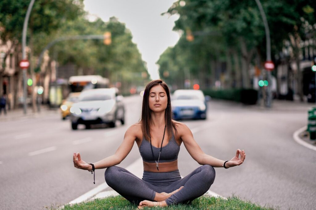 Find which kind of yoga fits you